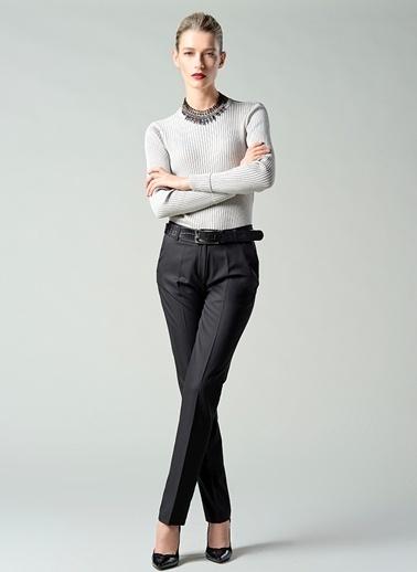 Agenda Slim Fit Klasik Pantolon Siyah